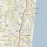 SCRWWTB map directions